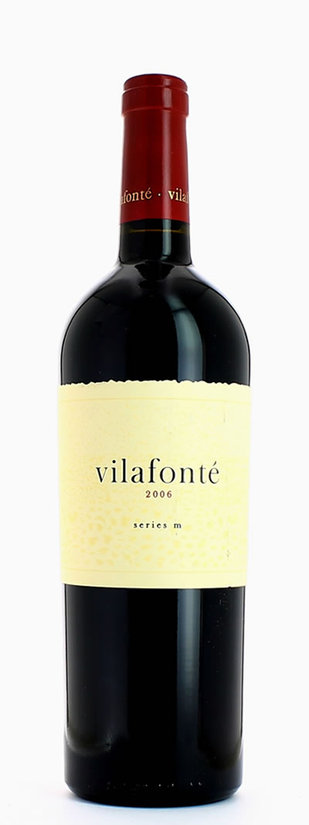 Vilafonté Vineyards, Series M, 2006