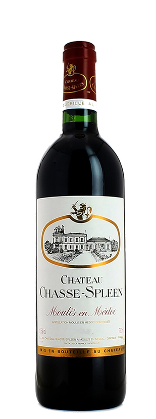 Château Chasse-Spleen, 2018