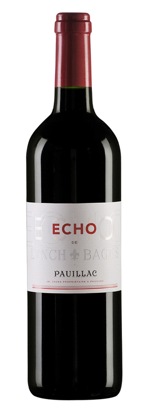 Echo de Lynch Bages, 2nd vin du Château Lynch Bages, 2018