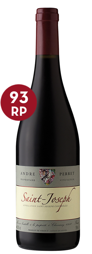 Domaine André Perret, 2017