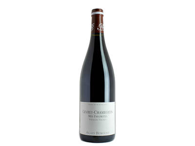Domaine Alain Burguet, Mes favorites, 2017