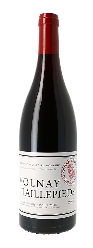 Domaine Marquis d'Angerville, Taillepieds, 2016
