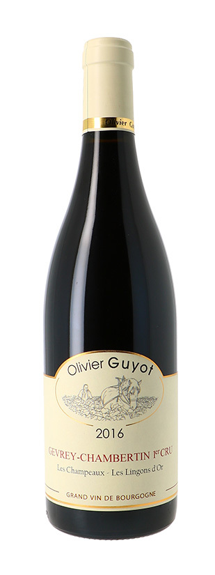 Domaine Olivier Guyot, Les Lingons d´Or, 2016