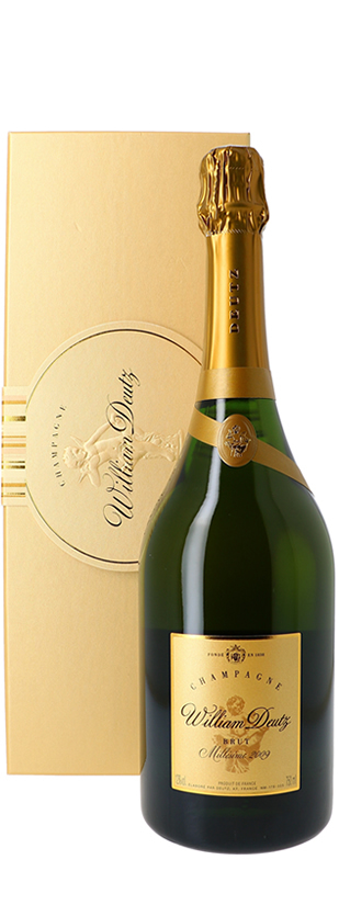Deutz, Cuvée William Deutz, 2009