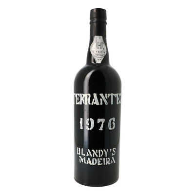 Blandy's, Terrantez Medium Dry, 1976