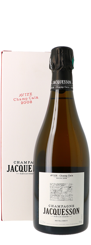 Jacquesson, Avize-Champ Cain Extra-Brut, 2008