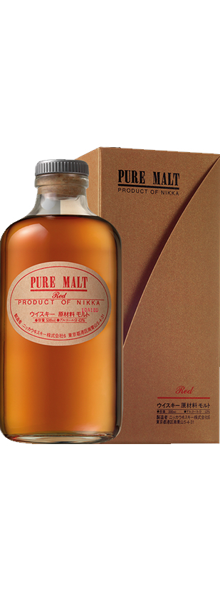 Nikka, Pure Malt Red (Japon)