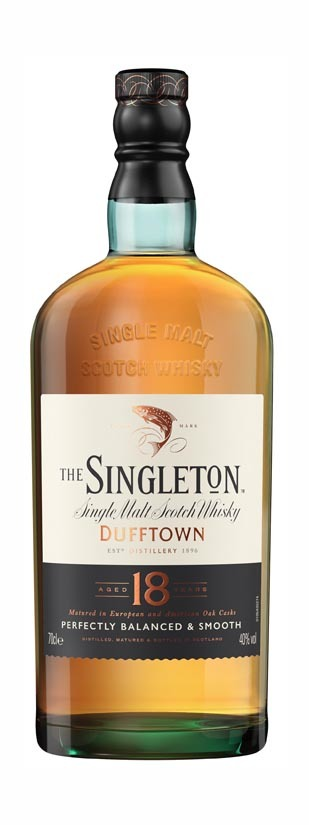 Singleton of Dufftown, 18 Years