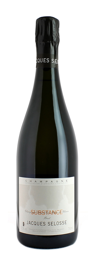 Jacques Sélosse, Blanc de Blancs Brut, Substance