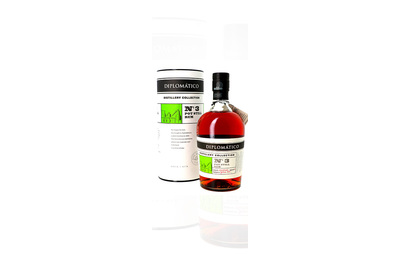 Diplomático, N°3 Pot Still