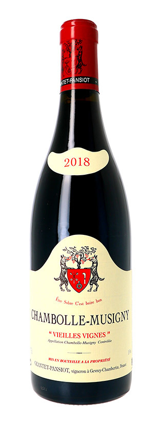 Domaine Geantet-Pansiot, Chambolle-Musigny V.V 2018