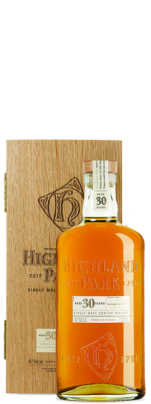 Highland Park, Aged 30 Years