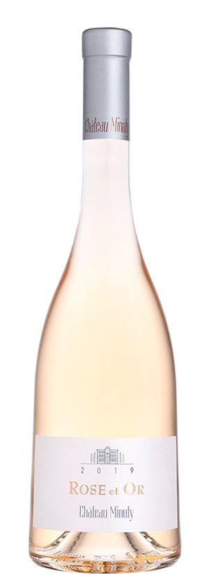 Château Minuty, Rose & Or 2019