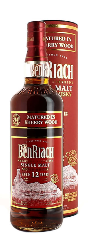 Benriach, 12 Years Old