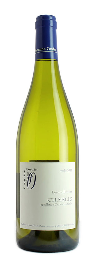 Domaine Oudin, Les Caillottes, 2011