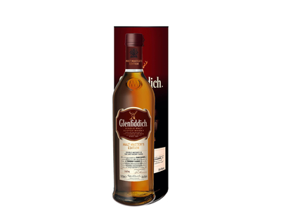 Glenfiddich, Master Edition Sherry Cask