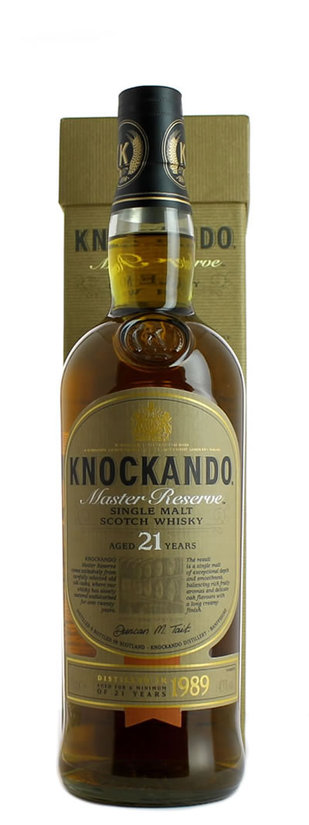 Knockando, Master Reserve Aged 21 Years, 1994
