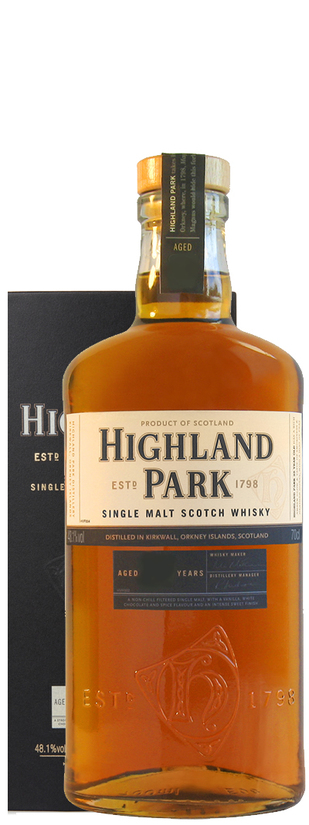 Highland Park, Aged 18 Years