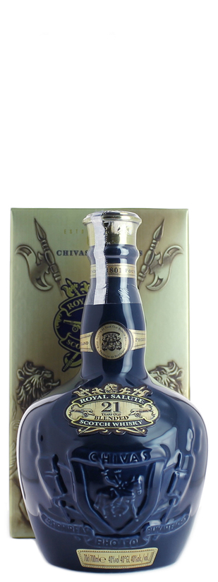 Chivas Regal, Aged 21 Years