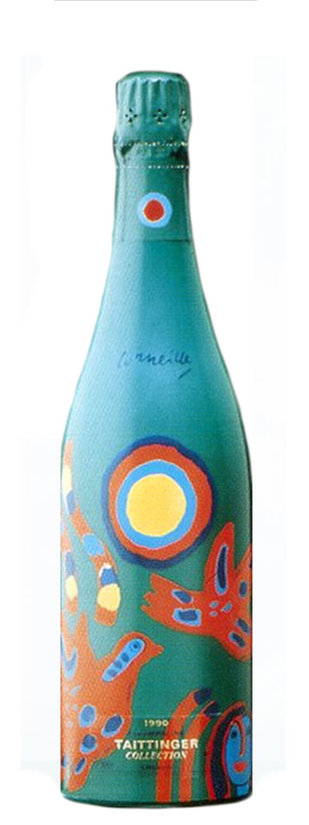 Taittinger, Collection Corneille, 1990