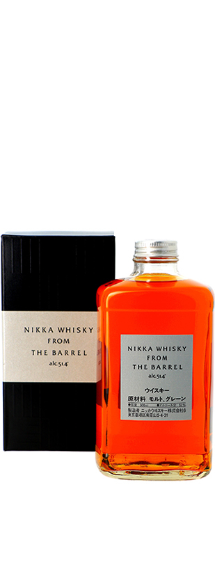 Nikka, From The Barrel