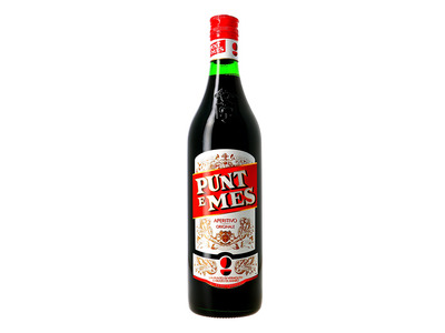 Vermouth Yzaguirre, Punt E Mes