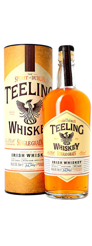Jack Teeling, single grain