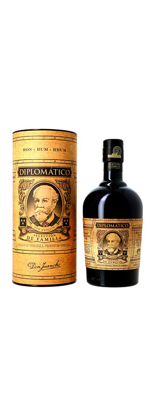 Rhum traditionnel, Diplomático, Seleccion de familia