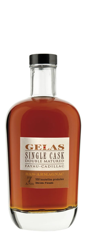 Maison Gélas, 7 ans Single Cask Double, Fayau-Cadillac