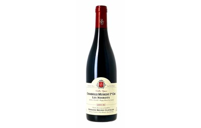Chambolle-Musigny Domaine Bruno Clavelier Les Noirots 2018