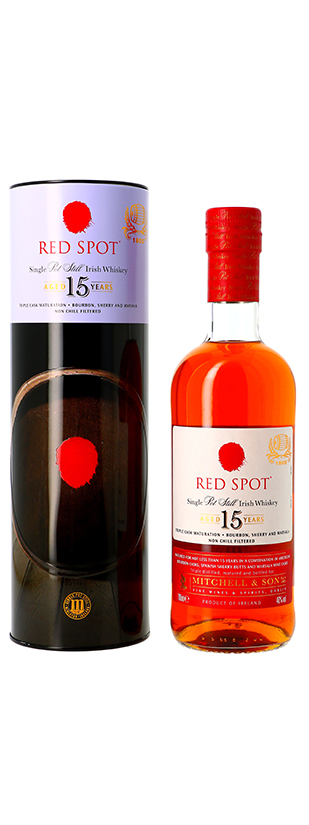 Whisky Red Spot