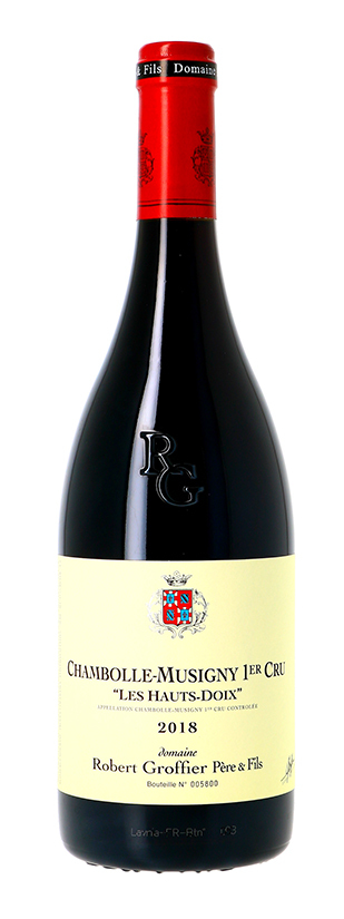 Chambolle-Musigny Robert Groffier Les Hauts Doix 2018 Rouge 0,75