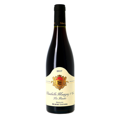 Chambolle-Musigny Domaine Hubert Lignier Les Baudes 2017 Rouge 0,75