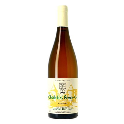 Chablis Lilian Duplessis Vaillons 2018