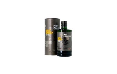 Whisky Single Malt  Bruichladdich Port Charlotte, Heavily Peated EO 2012 0,7 ALC 50
