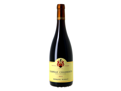 Chapelle-Chambertin Domaine Ponsot  2014 Rouge 0,75