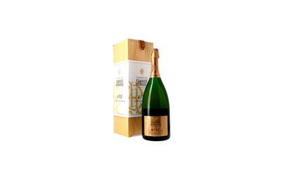 Charles Heidsieck, La collection Crayères, Champagne Charlie, Brut, 1982