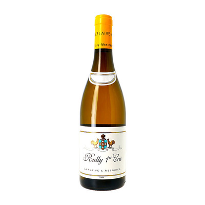 Domaine Leflaive, Rully 1er cru 2017