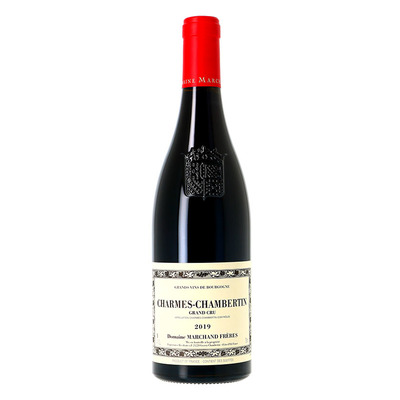Domaine marchand Frère, Charmes Chambertin, 2019