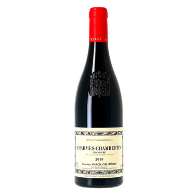 Domaine marchand Frère, Charmes Chambertin, 2018