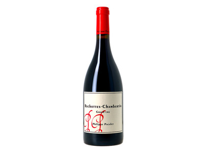 Ruchottes-Chambertin Philippe Pacalet  2019 Rouge 0,75