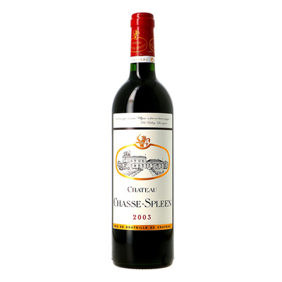 Château Chasse-Spleen, Cru Bourgeois Exceptionnel, 2003