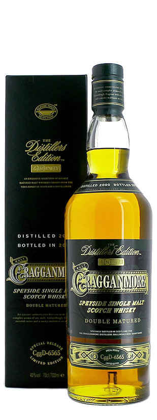 Cragganmore, Port The distillers Edition
