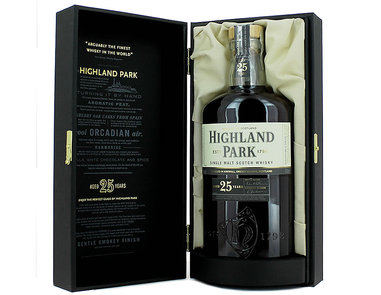 Highland Park, Aged 25 Years